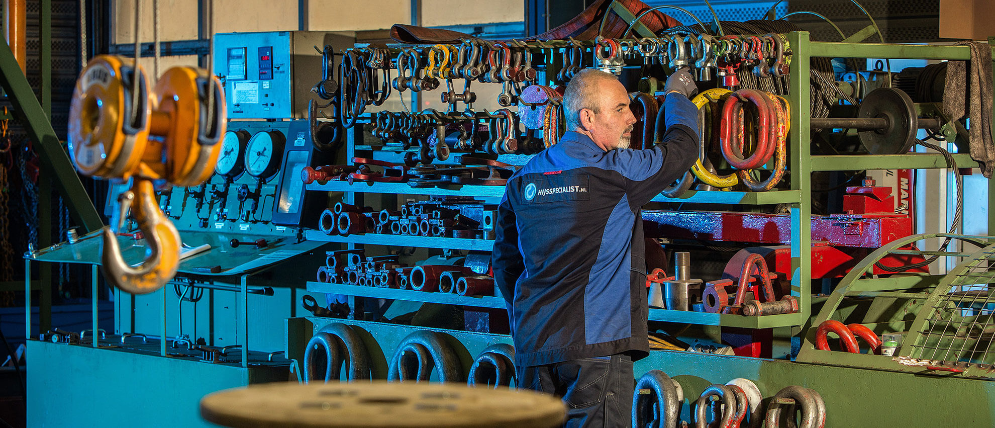 Hijsspecialist.nl levering