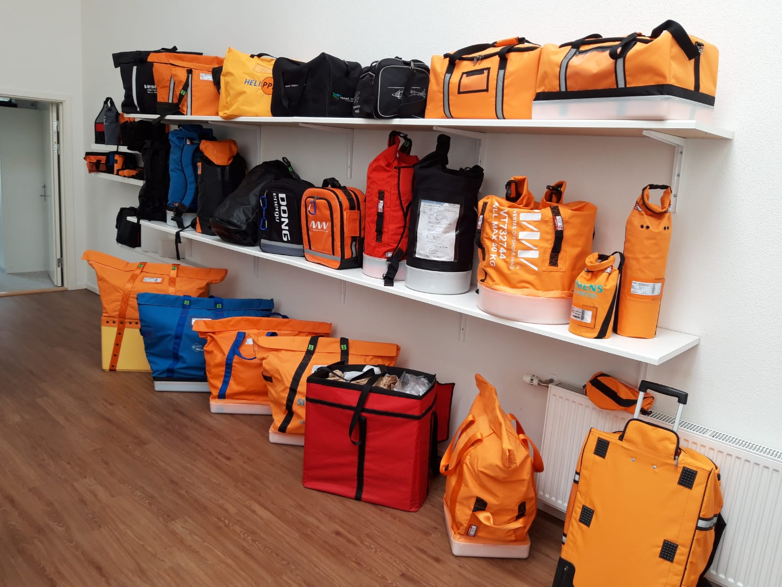 EMG Lifiting Bags Hijsspecialist